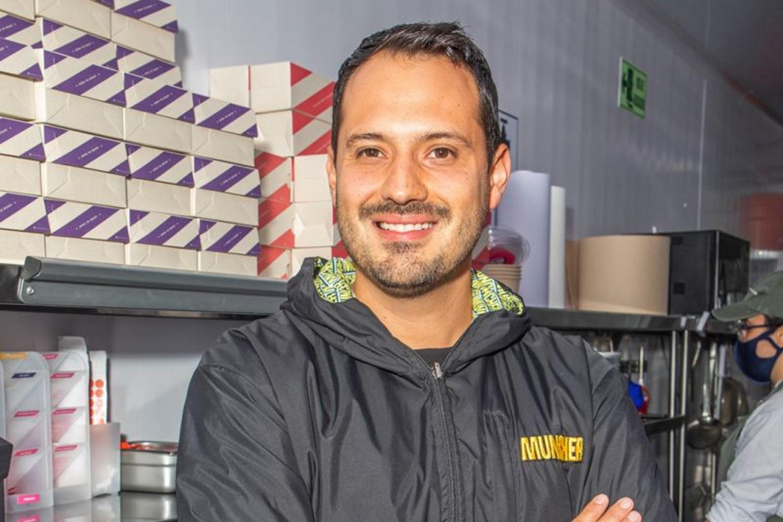Juan David Jaramillo, CEO de Muncher.