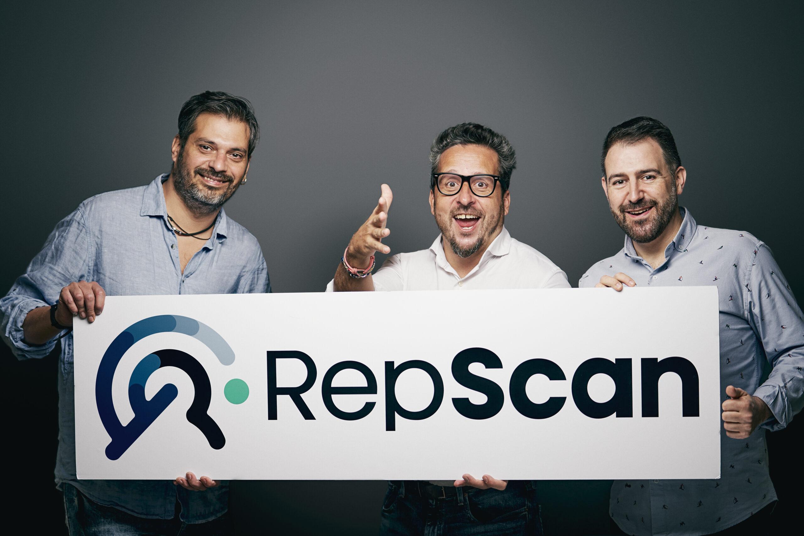 RepScan, startup con sede en Barcelona que permite a las personas detectar, documentar y si lo desean eliminar contenido no deseado que sobre ellos hay en la Red: fotografías, datos, vídeos y contenido falso.