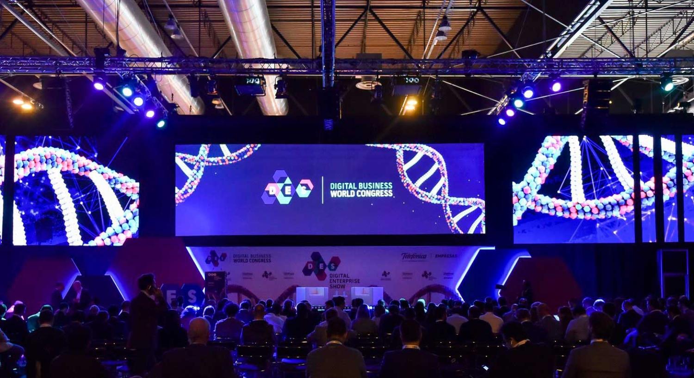 DES, evento tecnológico formato presencial  IFEMA