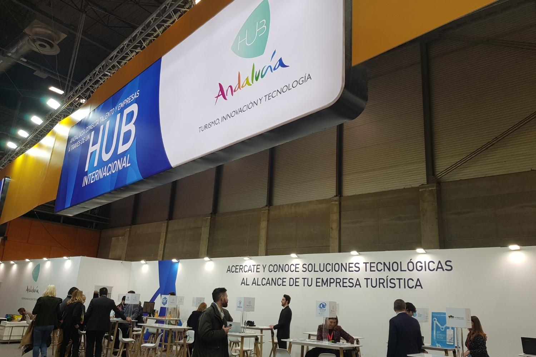 Turismo inteligente Andalucía Open Future en FITUR 2021