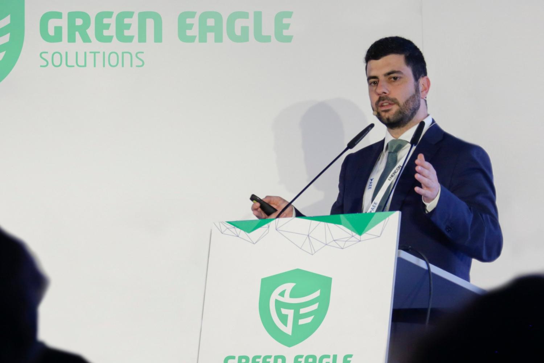 Green Eagle Solutions cierra una ronda de 2,5M