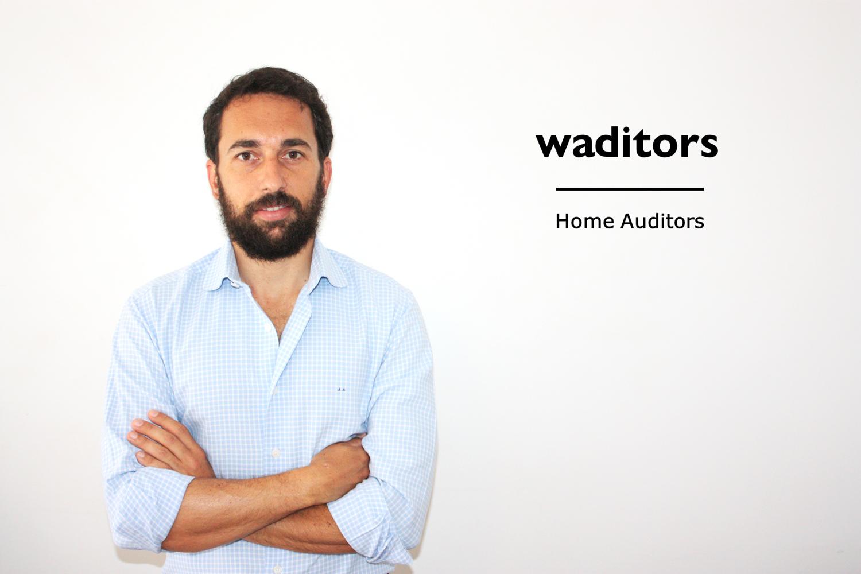 Waditors es una joven empresa liderada por Jaime Aguiar como CEO y que cuenta con el respaldo de otros inversores.