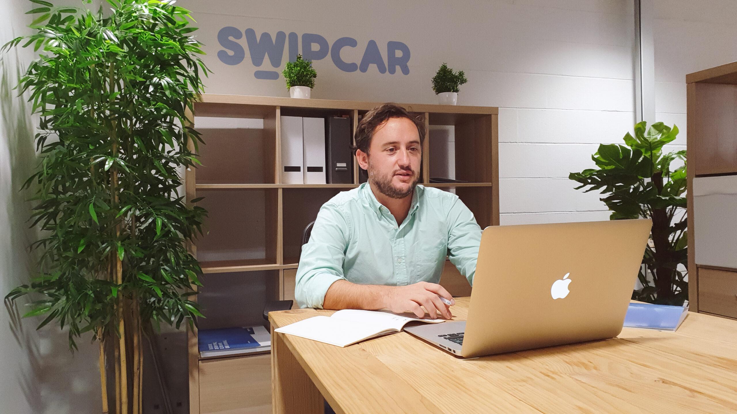 Swipcar es el mayor operador de renting para particulares, autónomos y empresas.