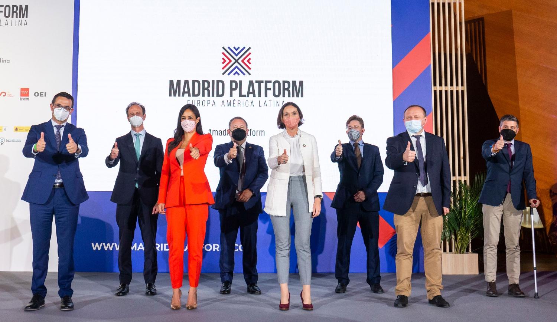 Madrid Platform consagra encuentro empresarial internacional