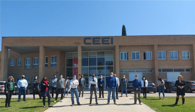 Ivace y CEEI Valencia nueva edición  programa 'SCALE UP'