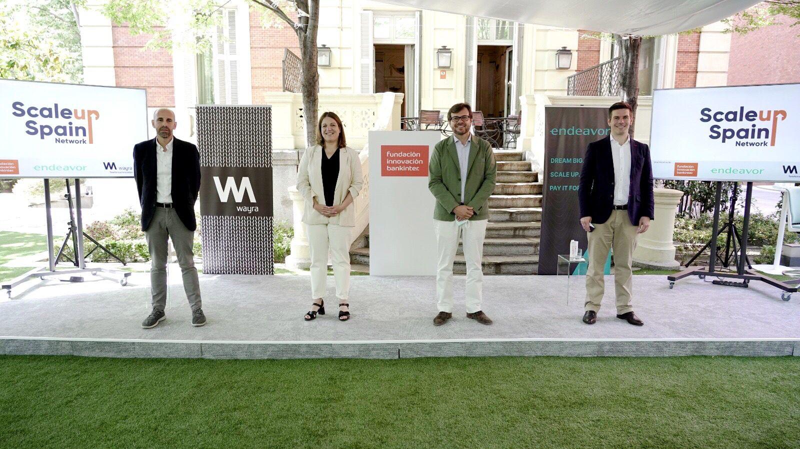Nace Scaleup Spain Network, el motor para impulsar el ecosistema startup español