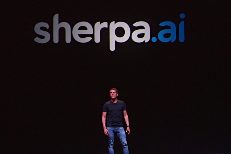 Xabi Uribe, fundador y CEO de Sherpa.ai