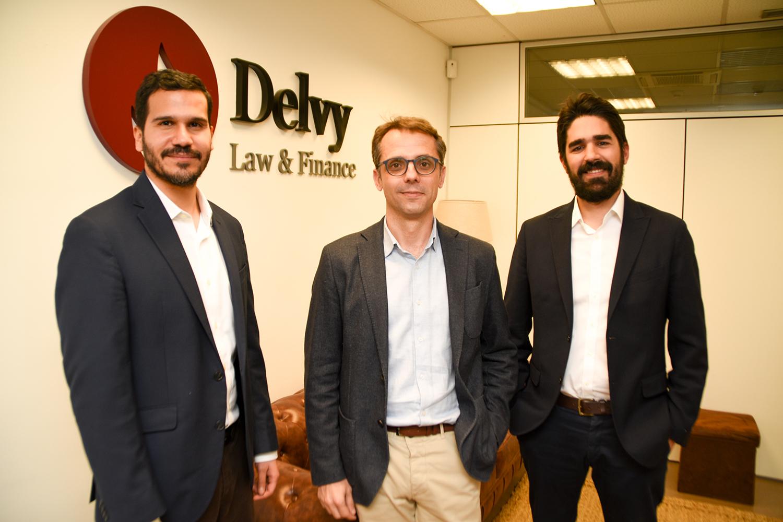 Delvy Law & Finance es un despacho especializado en el asesoramiento de startups tecnológicas y empresas disruptivas. El equipo de Delvy acompaña a los emprendedores y sus negocios mediante el asesoramiento legal, fiscal y financiero que estos puedan necesitar.