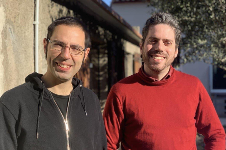 Eudald Camprubí (CEO) y Ramon Navarro (CTO), fundadores de Flaps.