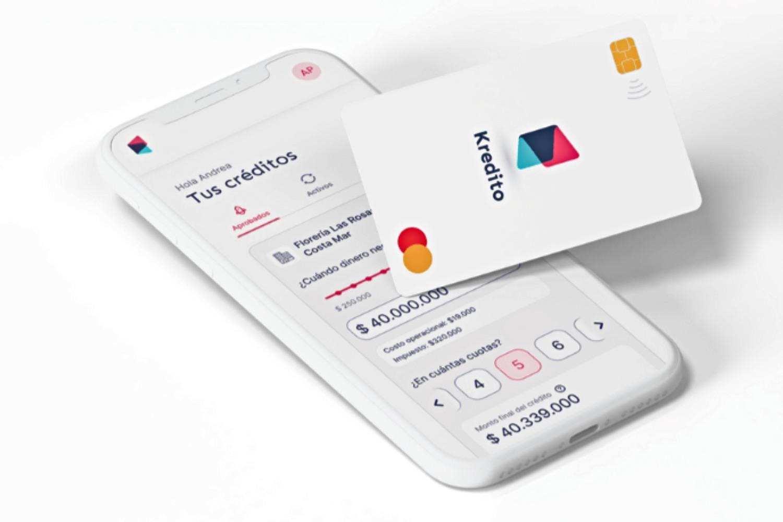 Kredito, startup chilena.