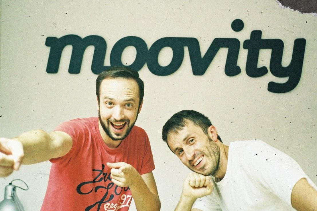 Fundadores de Moovity.