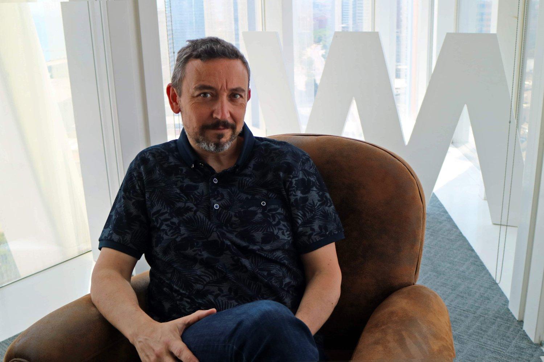Albert Rodes, CEO de Watchity.