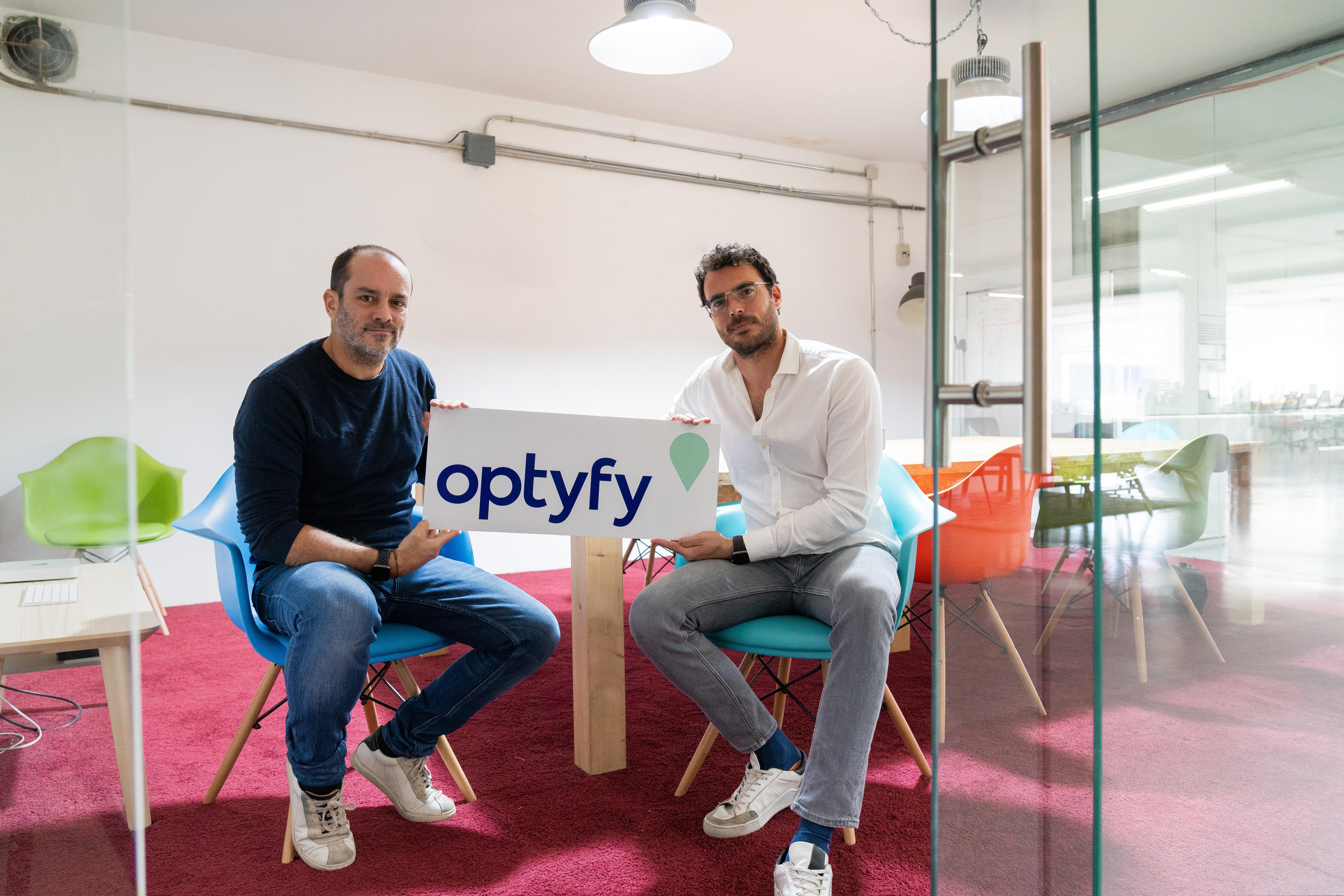 Optyfy, la primera plataforma digital que agrupa en una sola app servicios sanitarios, de cuidados a domicilio y de atención digital
