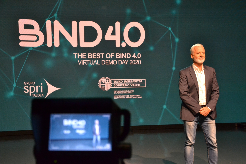 30 proyectos tecnológicos  quinta edición de BIND 4.0