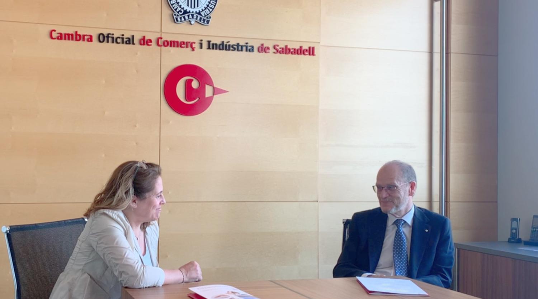 La Cámara de Comercio de Sabadell presenta CambrAccelera