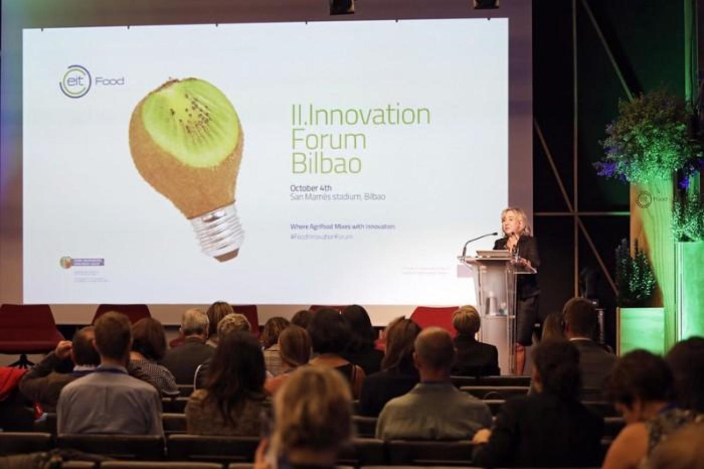 Evento 'EIT Food Innovation Forum'  cambio en la nutrición