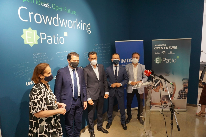 El Patio Andalucía Open Future tercer aniversario