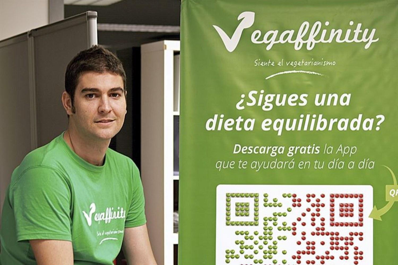 Jesús Cerezuela, CEO de Vegaffinity.