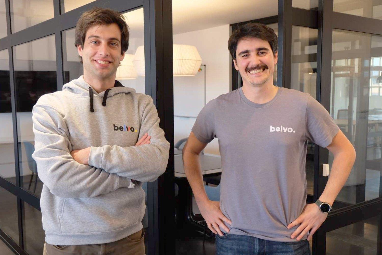 Oriol Tintore y Pablo Viguera, cofundadores de Belvo.