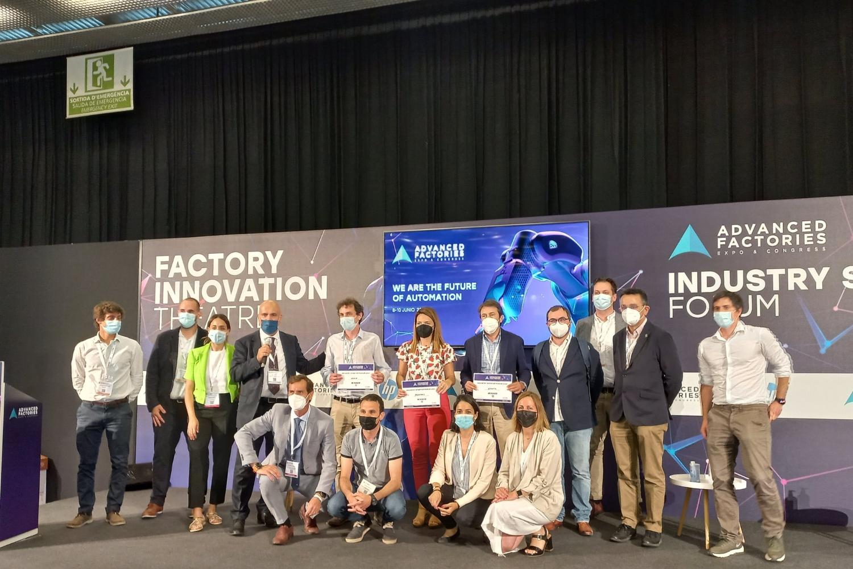 Prenomics gana primer premio Industry Startup Forum