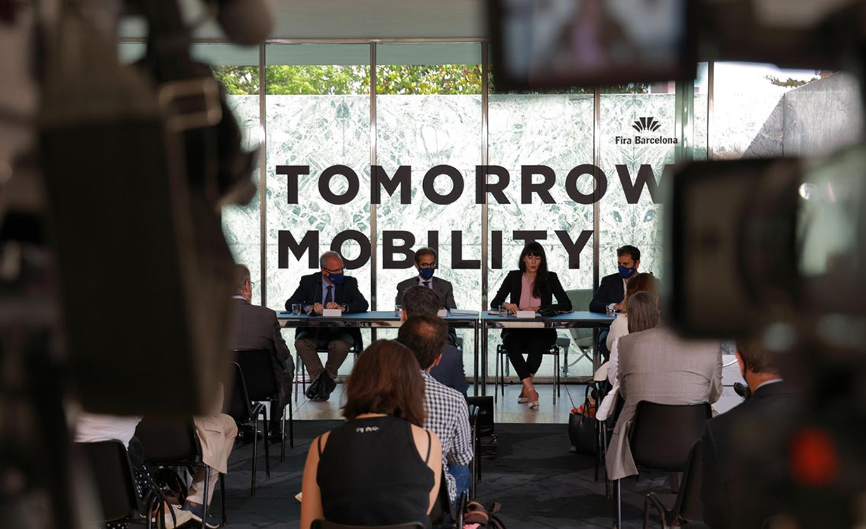 Fira de Barcelona lanza Tomorrow.Mobility   movilidad futuro