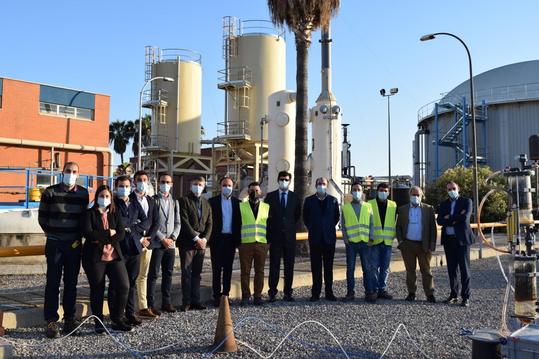 Imagen del equipo de la startup energética Trovant.