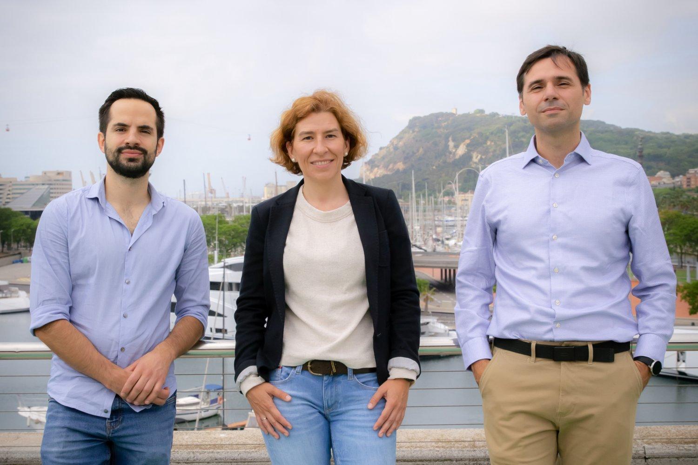Vitaance: Christian Rochas, Ana Zamora y Bernard Granados