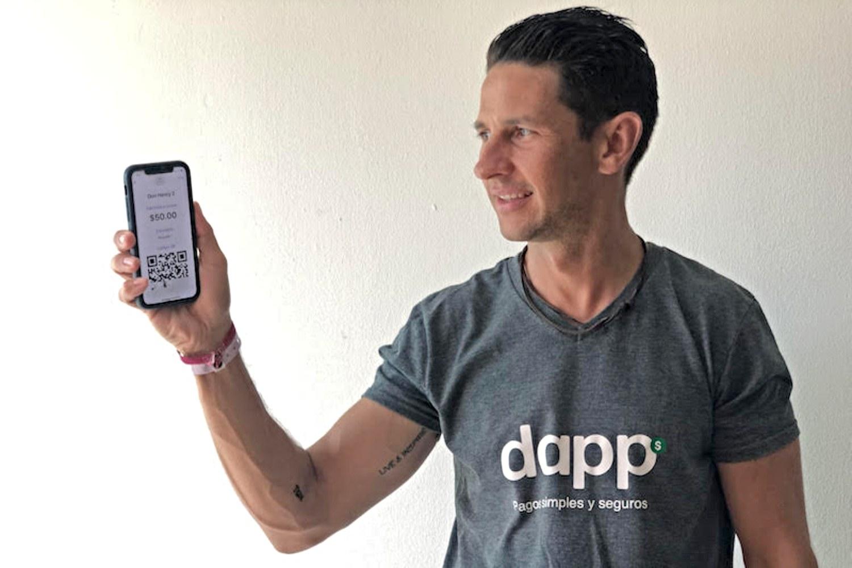 Antonio Peláez, CEO y cofundador del fintech mexicano Dapp.