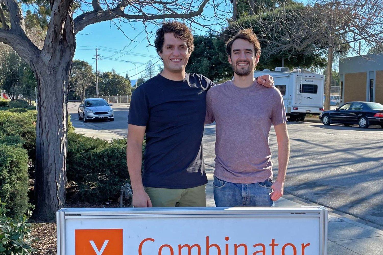 Imagen de los fundadores de la startup Fintoc.