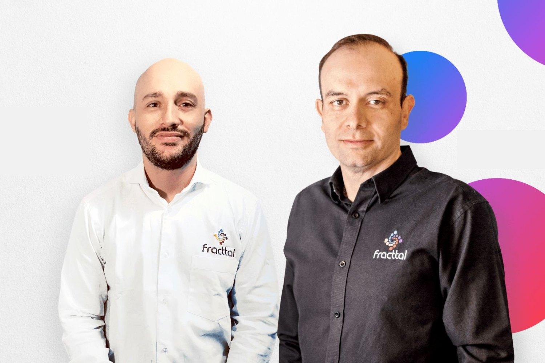 Alejandro Pérez y Christian Struve, cofundadores de Fracttal.