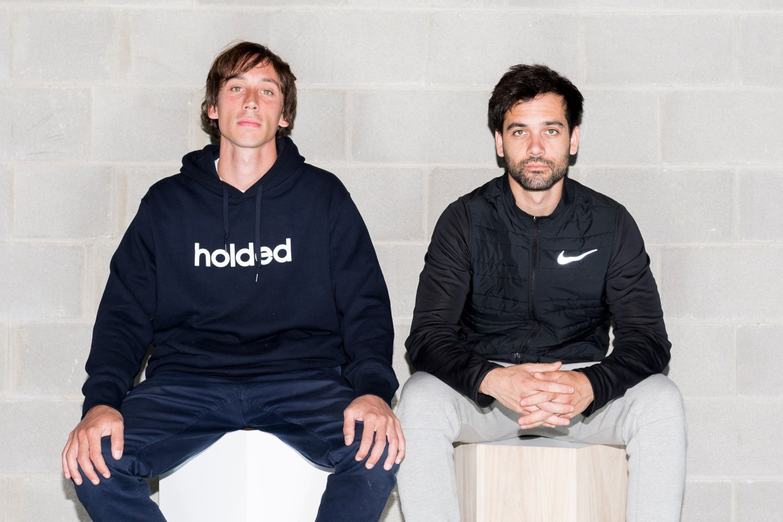 Javi Fondevila y Bernat Ripoll, fundadores de Holded.