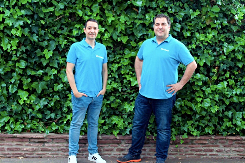 Fundadores de la startup Idoneo.com