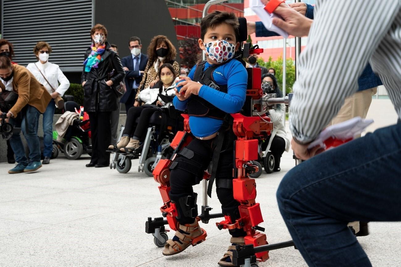 Marsi Bionics cierra una ronda de 943.000 euros a través de Fellow Funders