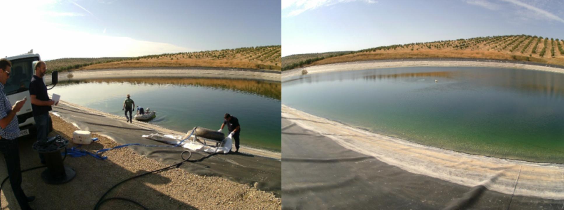 PSP Water Engineering es una startup de depuración de aguas que propone el uso de su tecnología patentada de oxigenación profunda Bubble Tubing® (con altísimas tasas de transferencia de oxígeno) junto a su biocatalizador KhendOx® para la reducción de las principales cargas orgánicas de los purines.