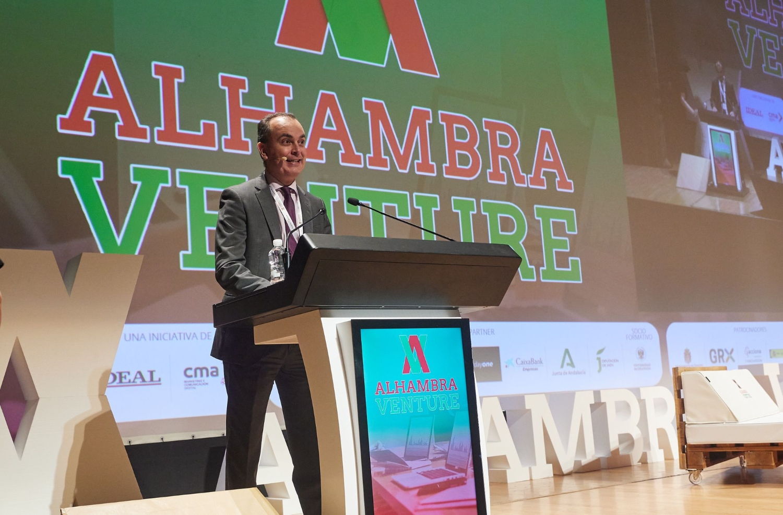 Transformación Económica impulsa startups Alhambra Venture