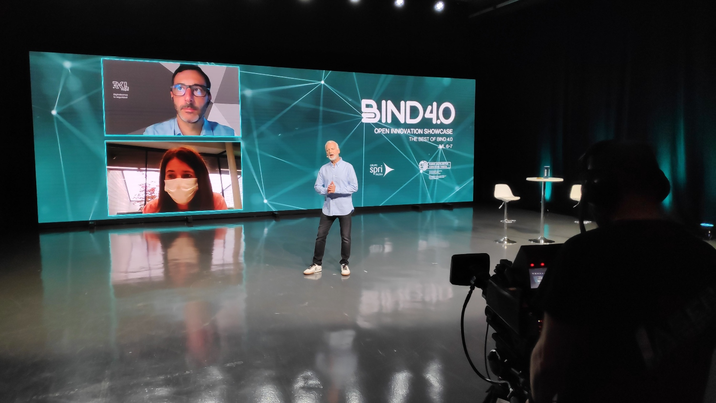 65 empresas buscan startups 6ª edición BIND 4.0