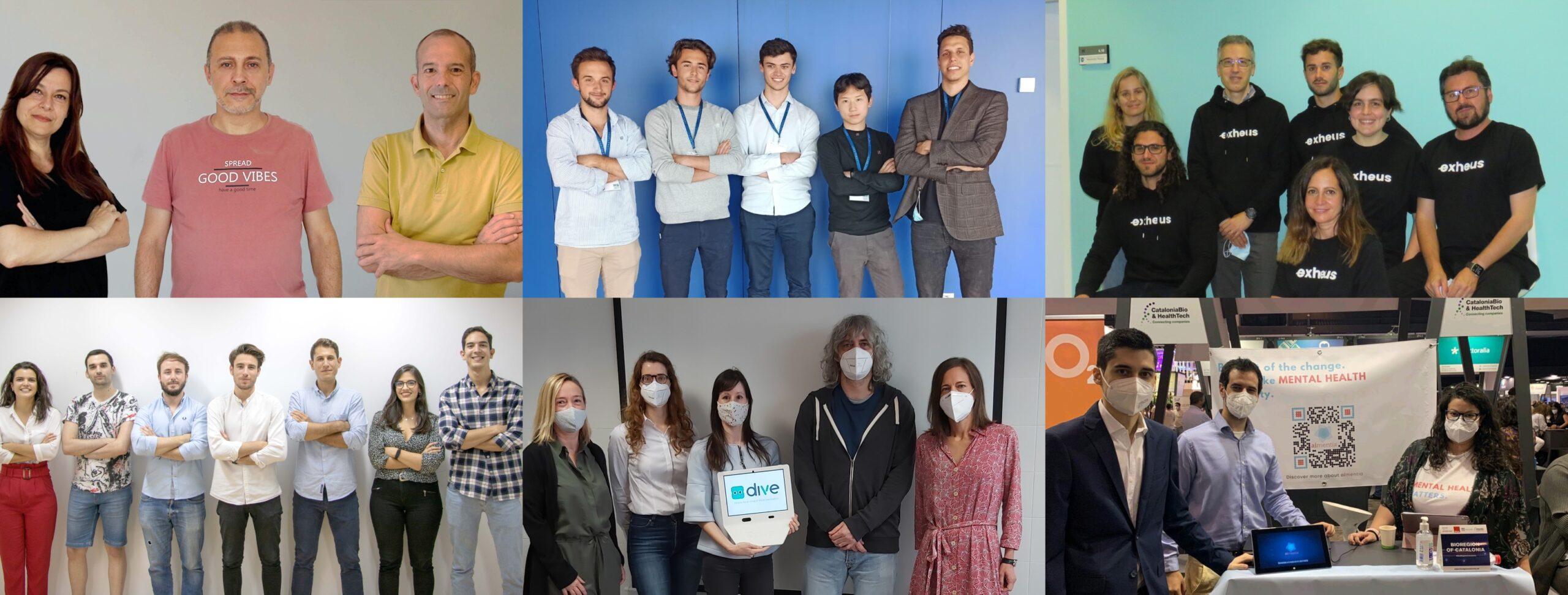 Top 10 startups healthtech del ecosistema español