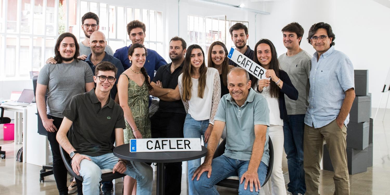 Cafler  cierra primera ronda de financiación