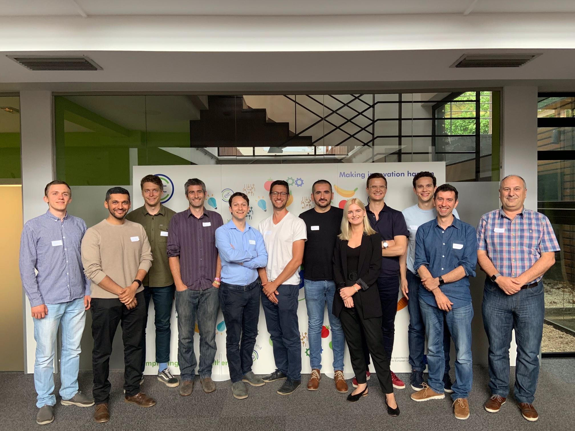 EIT Food selecciona ocho proyectos innovadores para participar en la incubadora agroalimentaria Seedbed