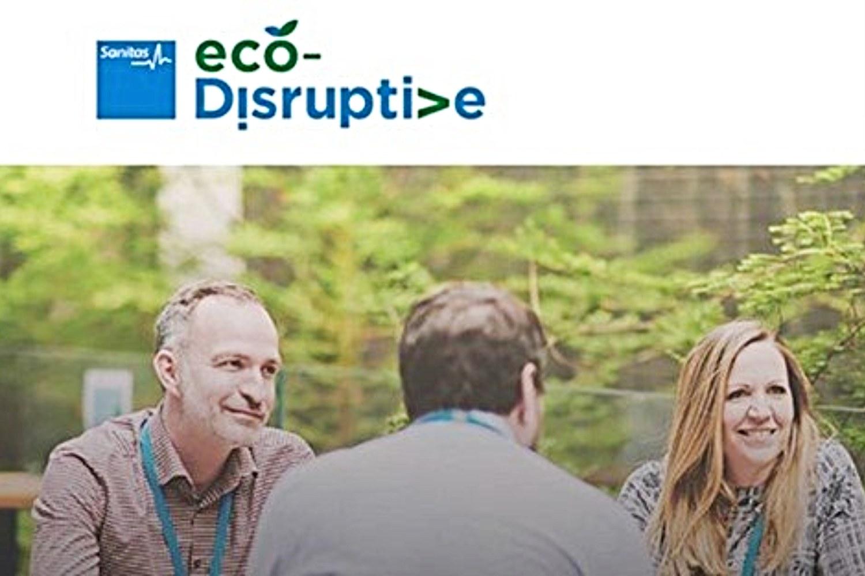Imagen del programa Eco-disruptive de Sanitas.