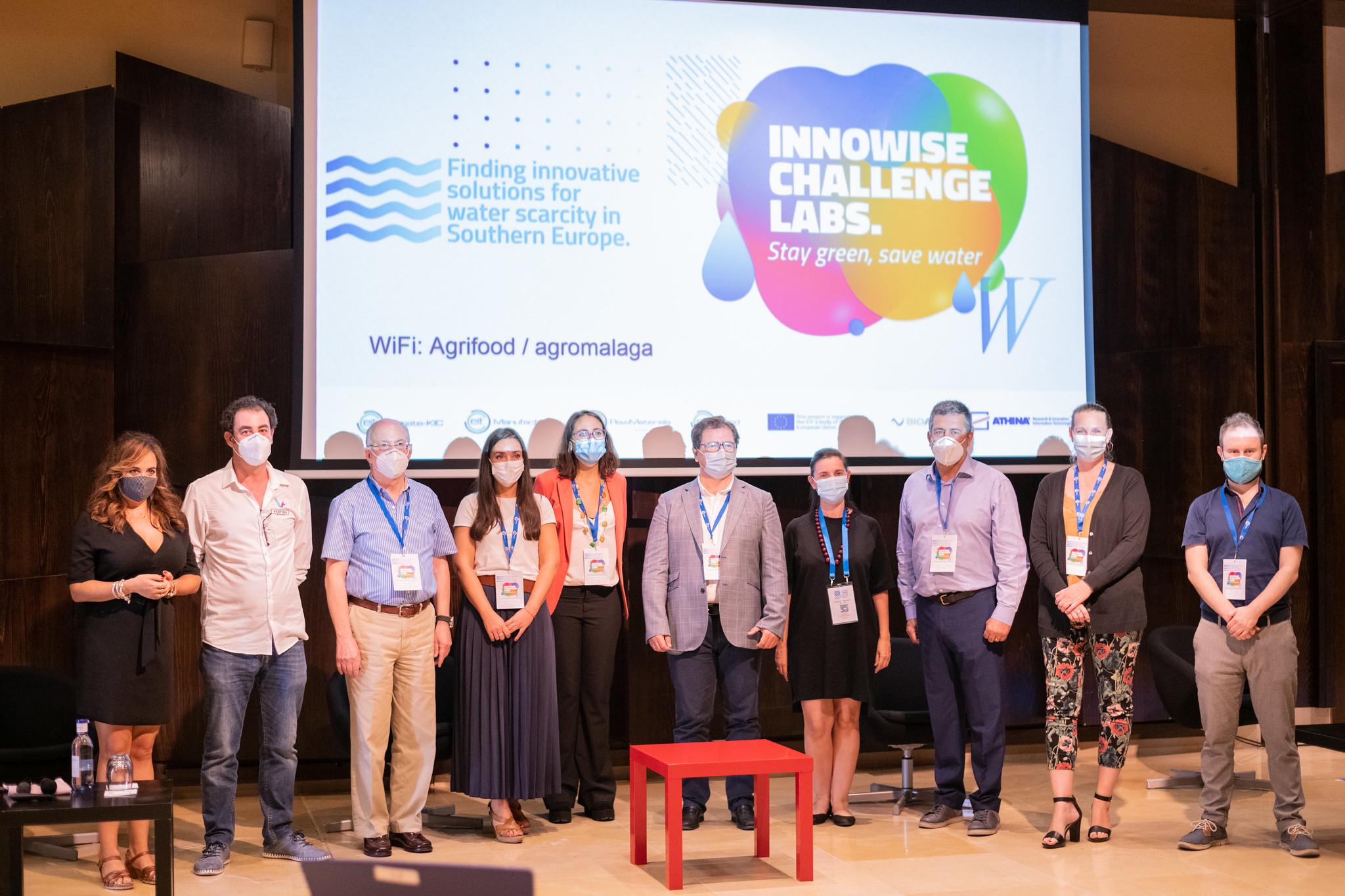 El Instituto Europeo de Innovación selecciona a 20 empresas innovadoras para encontrar soluciones a la escasez de agua