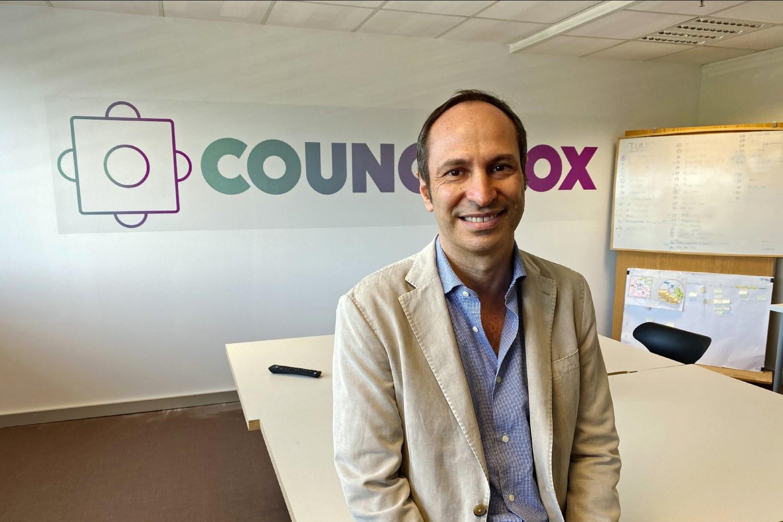 Javier Polo, Consejero Delegado de Concilbox.