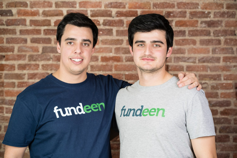 Nacho y Adrián Bautista, fundadores de Fudeen.