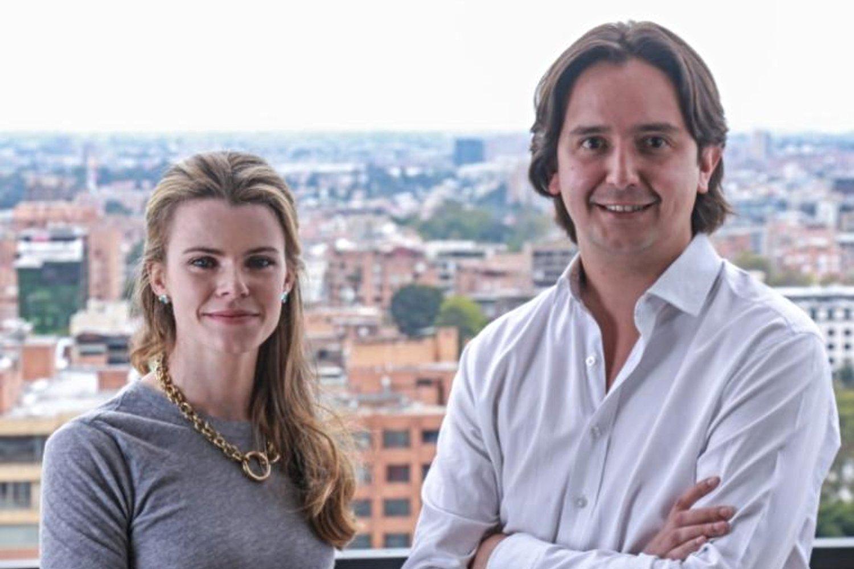 Imagen de los fundadores de la proptech colombiana Habi.