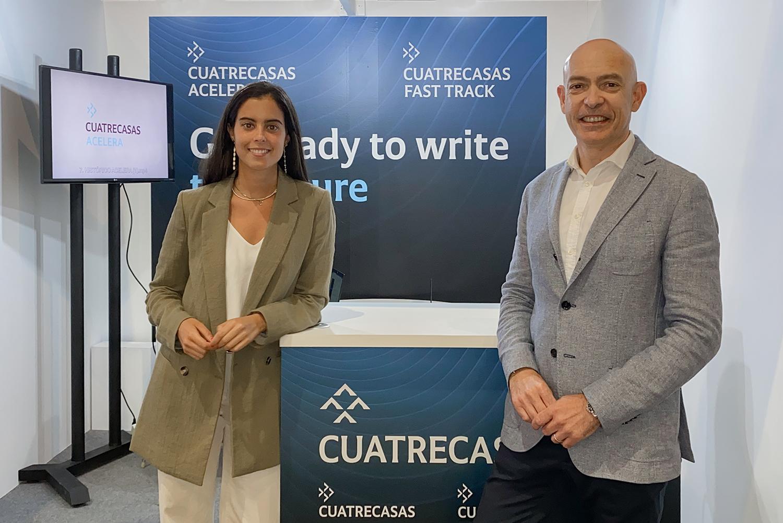 Cuatrecasas Acelera es una aceleradora de startups del sector legal, cuyo objetivo es apoyar iniciativas empresariales cuya actividad suponga una aportación de valor, innovadora y diferencial para el sector legal.