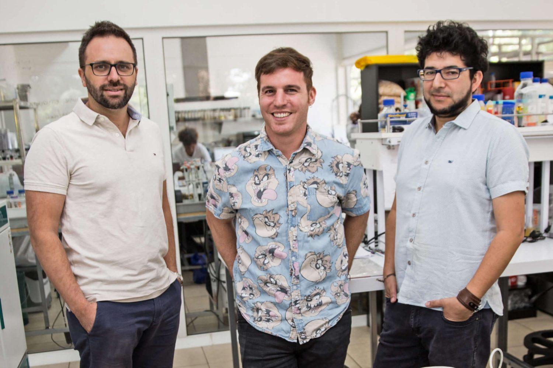Fundadores de la foodtech Notco.