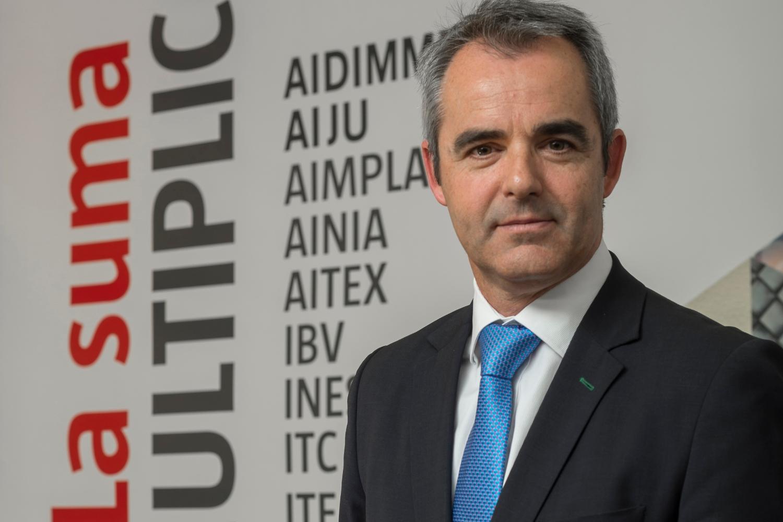 Gonzalo Belenguer, director de REDIT
