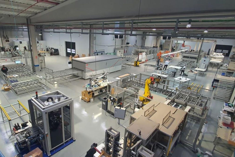 Las instalaciones de Onyx Solar en Ávila.