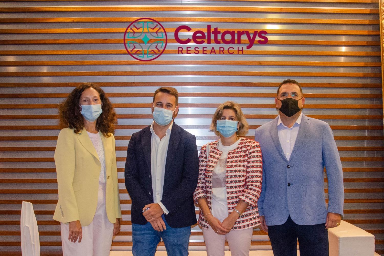 Celtarys Research cierra una primera ronda de inversión