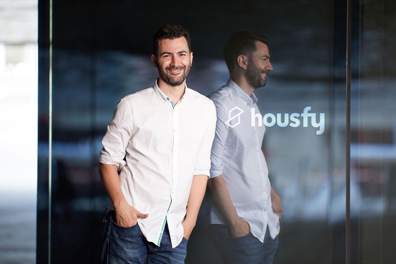 Imagen del CEO de Housfy.